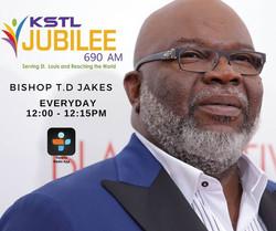 Bishop T.D. Jakes. www.jubilee690