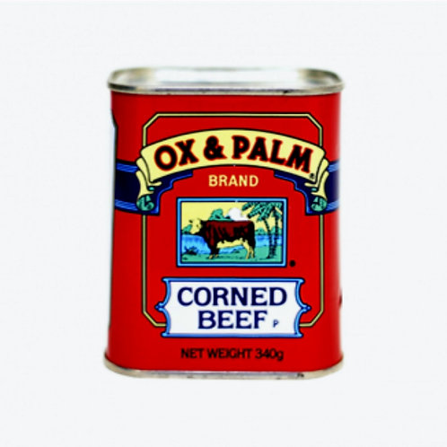 Ox & Palm Corned Beef, 340g