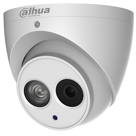 6MP DAHUA IP TURRET CAMERA