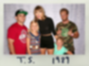 Yllescas Girls With Taylor Swift