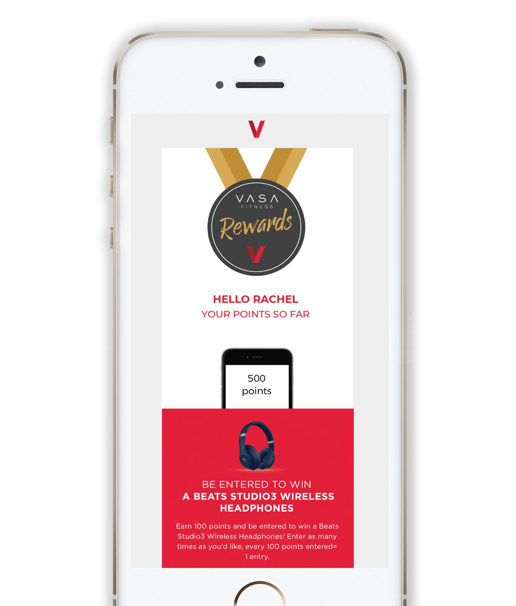 vasa reward graphic