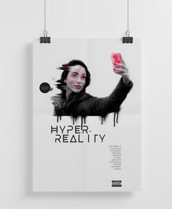 hyperreality mocked up