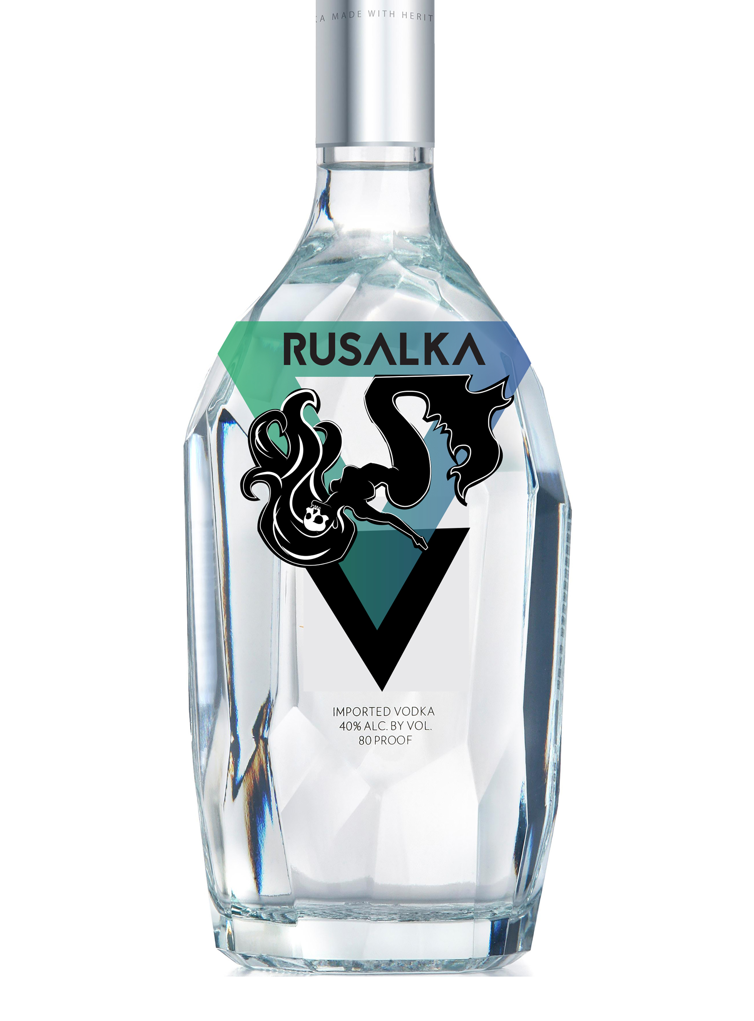rusalka bottle