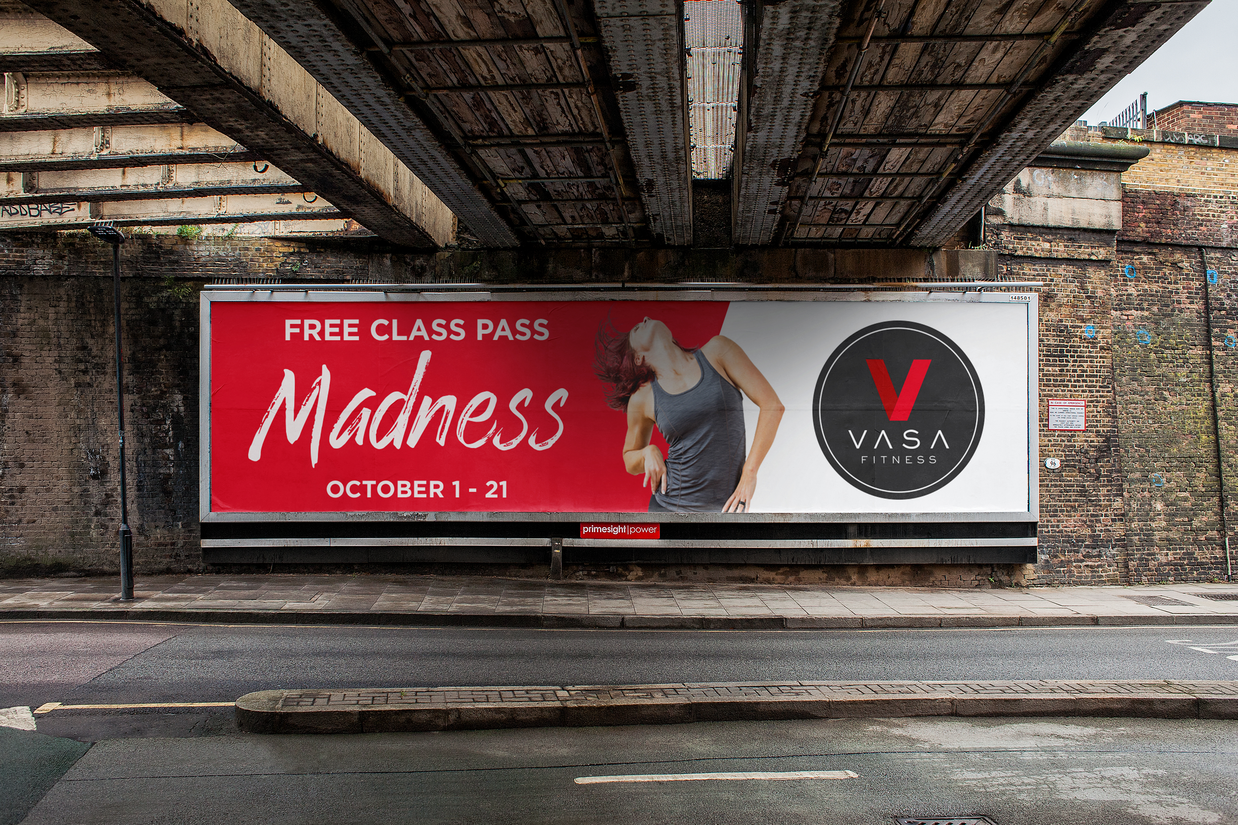 vasa madness billboard