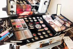 Workshop make-up materiaal