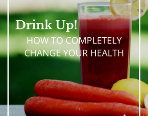Drink Up! How to Completely Change Your Health This Week