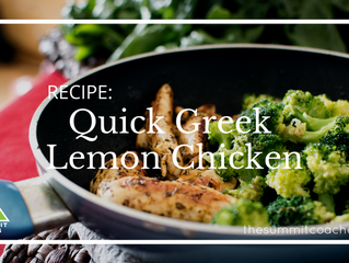 Recipe: Quick Greek Lemon Chicken - Gluten-Free, Dairy-Free, Paleo, AIP, Low AGEs