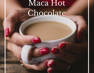 Recipe: Maca Hot Chocolate