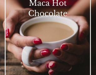 Recipe: Maca Hot Chocolate