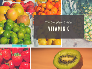 The Complete Guide: Vitamin C