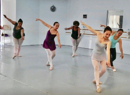 Adult Ballet Class Review – Sunghee Ballet Academy (SBA)  In Pembroke Pines, Florida