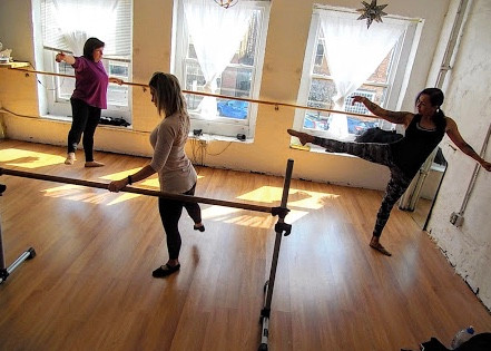 Ballet Benefits for Adults - The Physical Realm