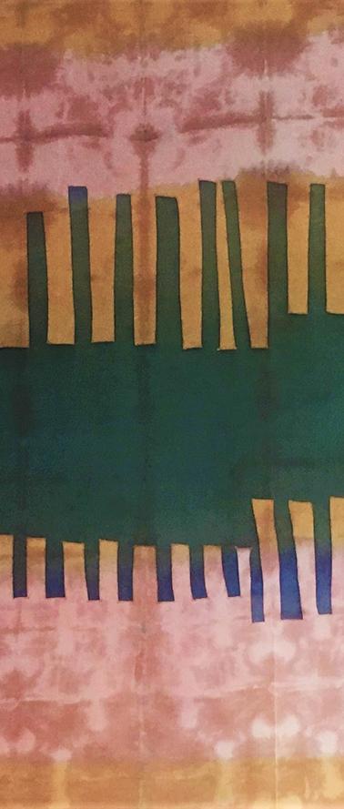 Grande écharpe en soie pongée 90x190 cm
