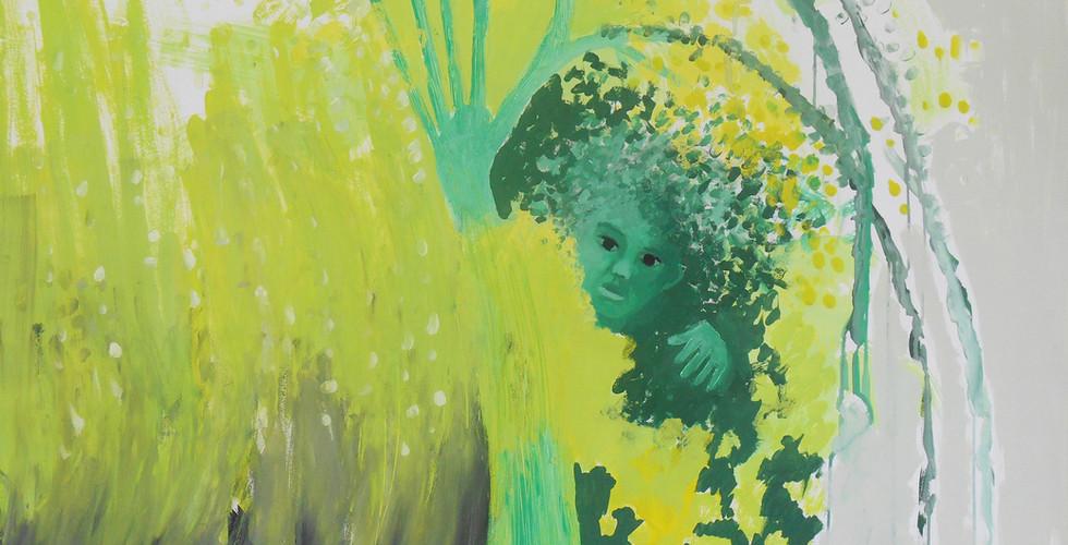 Série jaune et vert
