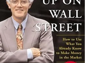 A classic: One Up on Wall Street