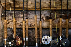things to do on vacation, antique fishing reels
