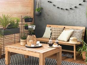 Consejos para decorar tu terraza