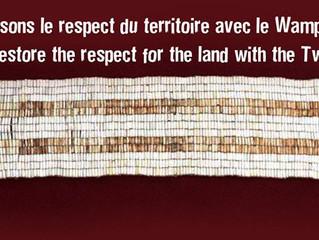 Le Traité de Paix Wampum à Deux Voies