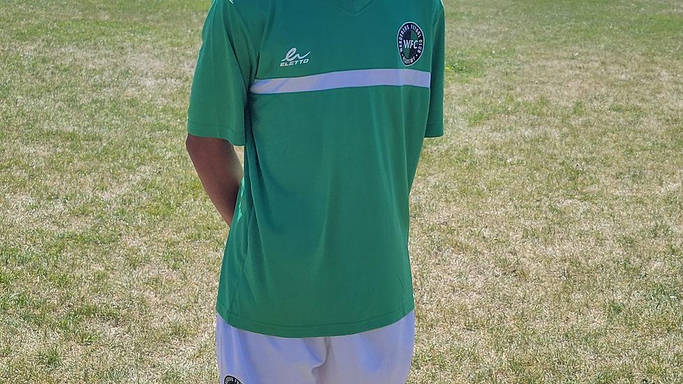 Green Wanderers Academy Kit