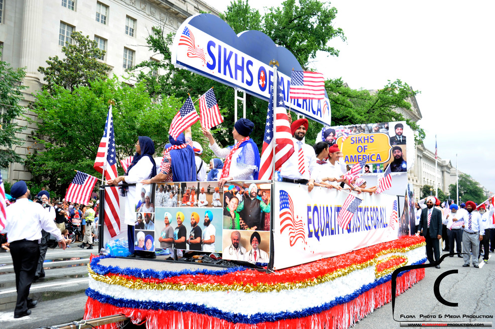 Hurry up !! Register for July,4 2016 Sikh Parade .