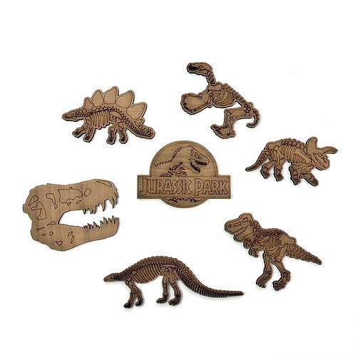 Dinosaur Magnet Set (7pcs)