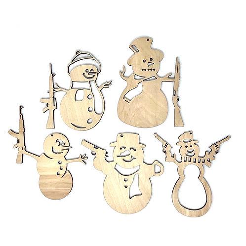 Snowmen Arsenal