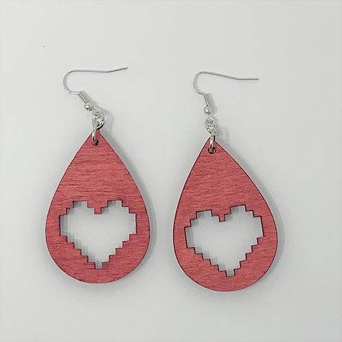8 Bit Hearts