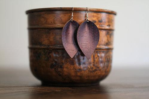 Knit & Purl Dark Purple