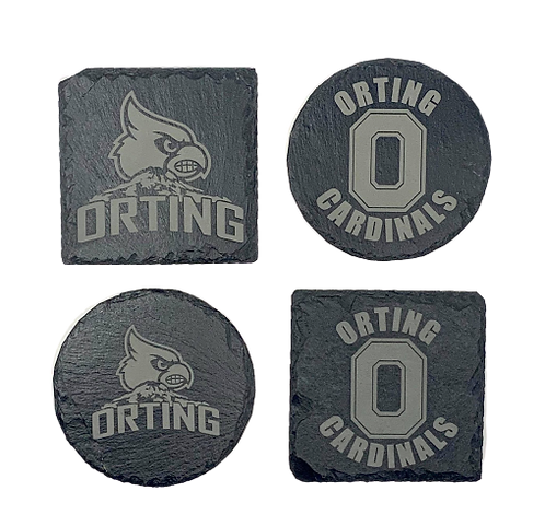 Orting Project Grad Coasters