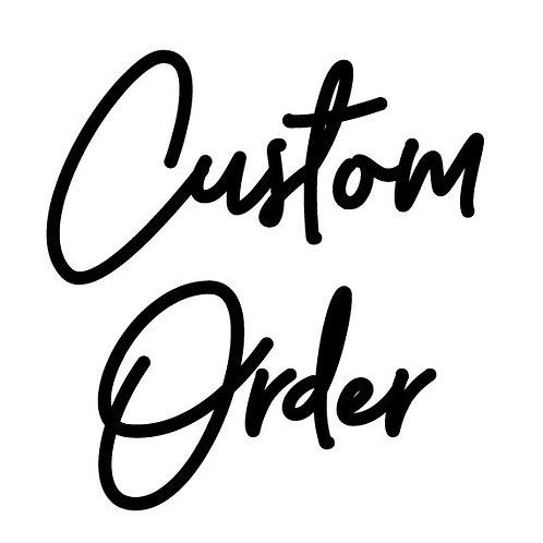 Custom Wooden Post Cards