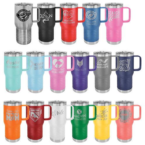 20oz Travel Mugs