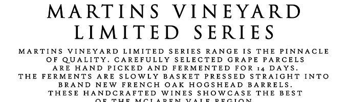 martins vineyard Limited series website