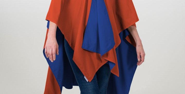 Hooded SPIRITRAP - Auburn Orange & Blue