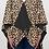Thumbnail: Hooded RAINRAP - Black & Leopard