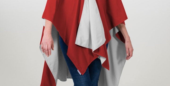 Hooded SPIRITRAP - Alabama Crimson & White