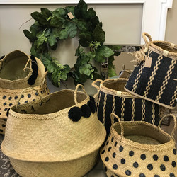 Baskets at Total Bliss