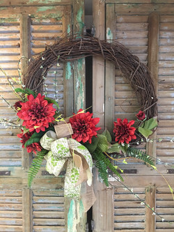 Total Bliss Wreath