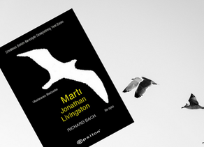 Kitap Önerisi: Martı Jonathan Livingston
