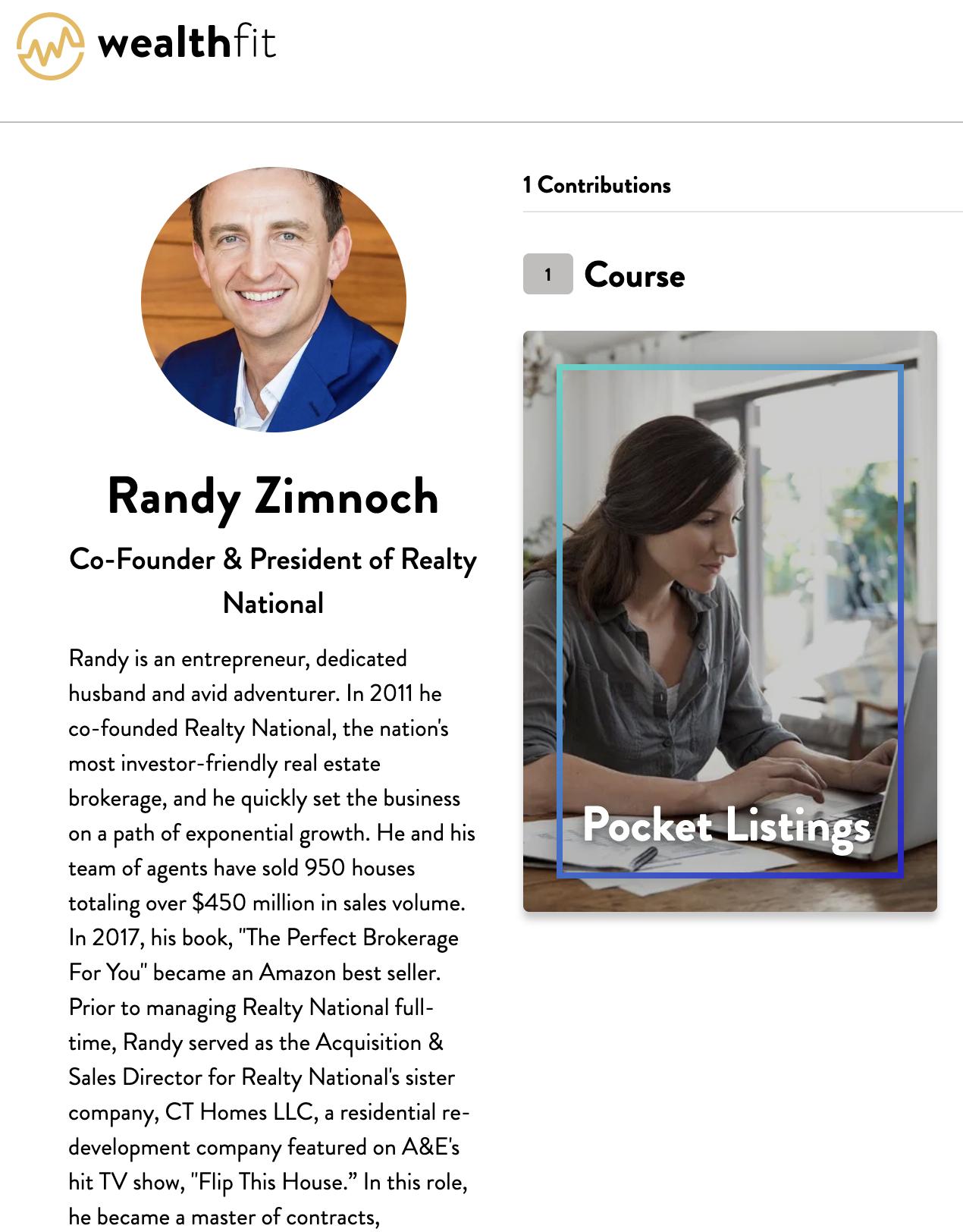 Randy Zimnoch on Wealth Fit.png