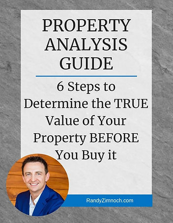 Get the Property Analysis Guide