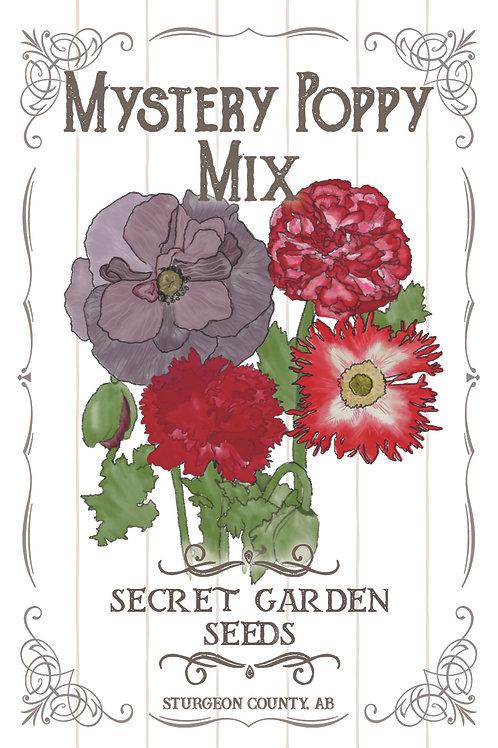 Mystery Poppy Mix