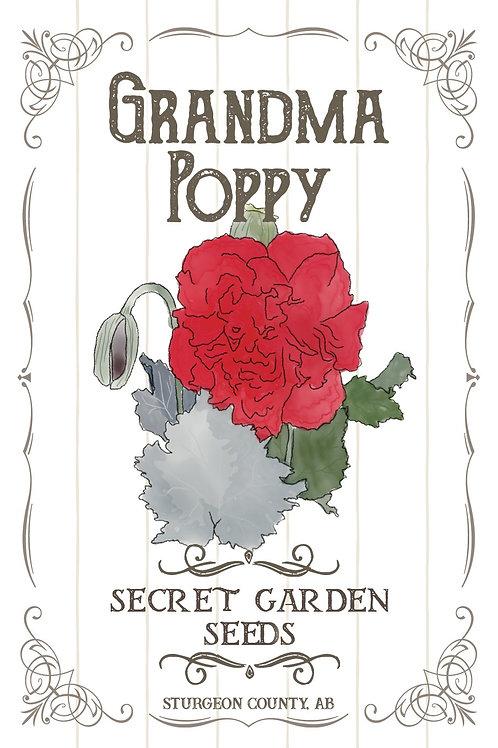Grandma Poppy