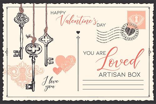 Valentines Day - Artisan Box