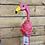 Thumbnail: Flamingo Ruffled Umbrella