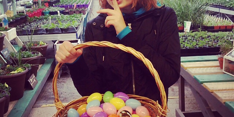 Easter Egg Hunt! $3 per child, parents free with food bank donation