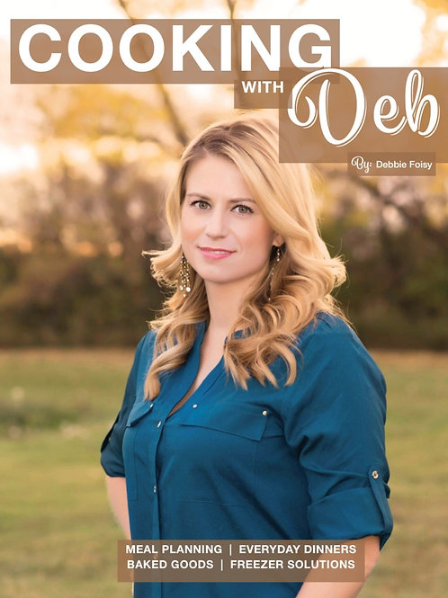 Cooking with Deb -E Book