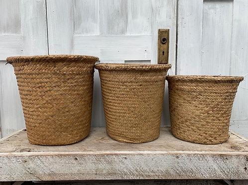 Woven Basket Linner