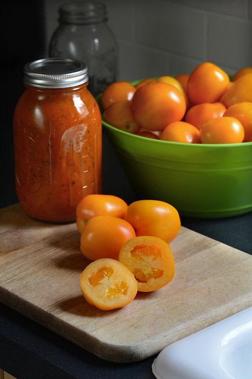 "Tomato Sunrise Sauce  - 3.5"" Pot"
