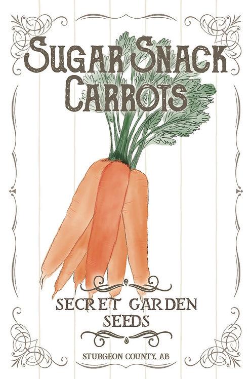 Sugar Snack Carrots