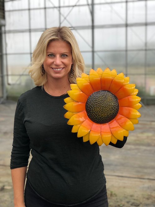 "12"" Sunflower 🌻 Wall Decoration"